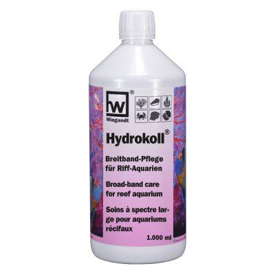 hw Wiegandt, hw hydrokoll, PE-Flasche incl. Messbecher, 1000 ml