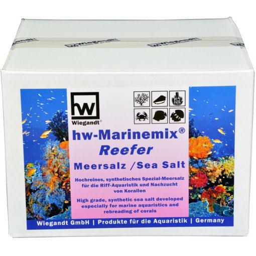 hw Wiegandt, hw-Marinemix reefer Karton mit 10 kg