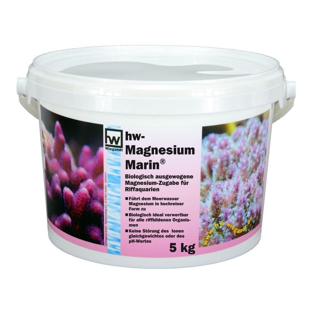 hw Wiegandt, hw MagnesiumMarin, PP-Eimer mit 5 kg