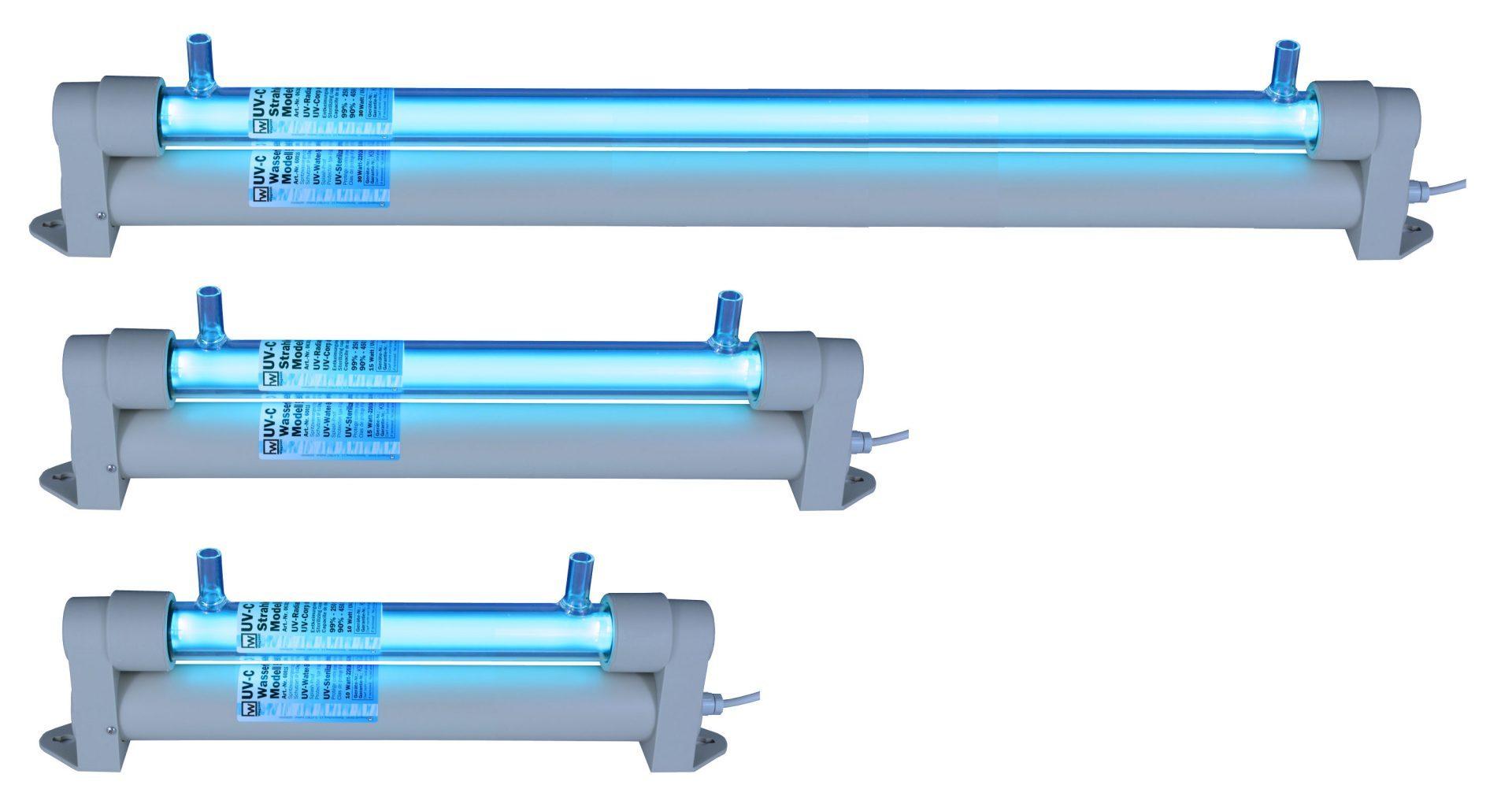 hw-UV-Wasserklärer 10-75W