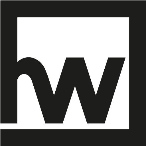hw logo schwarz