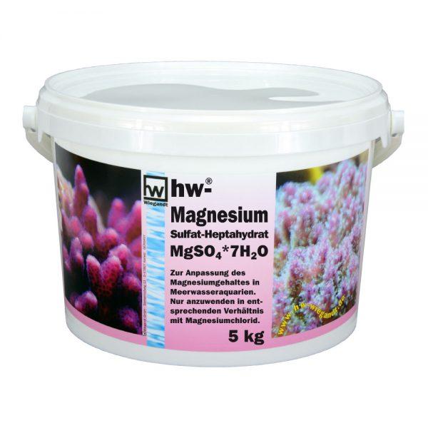 hw Wiegandt, hw Magnesiumsulfat-Heptahydrat, PP-Eimer mit 5 kg