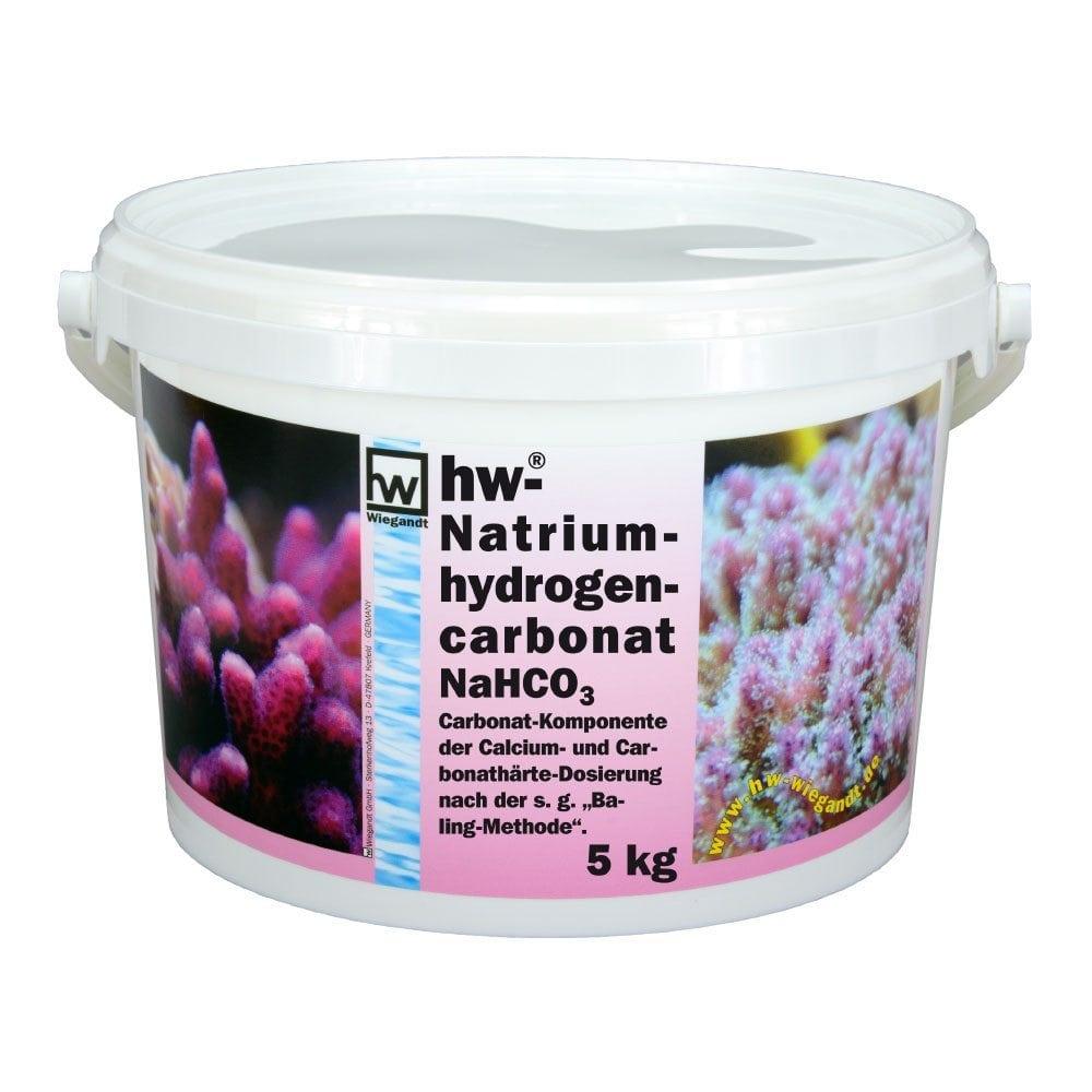 hw Wiegandt, hw Natriumhydrogencarbonat, PP-Eimer mit 5 kg