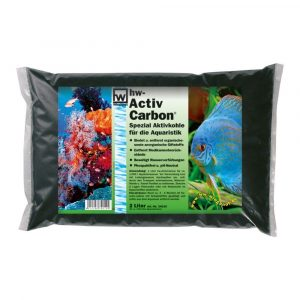 hw ActivCarbon, PE-Beutel mit 1, 2 und 10 Litern Inhalt