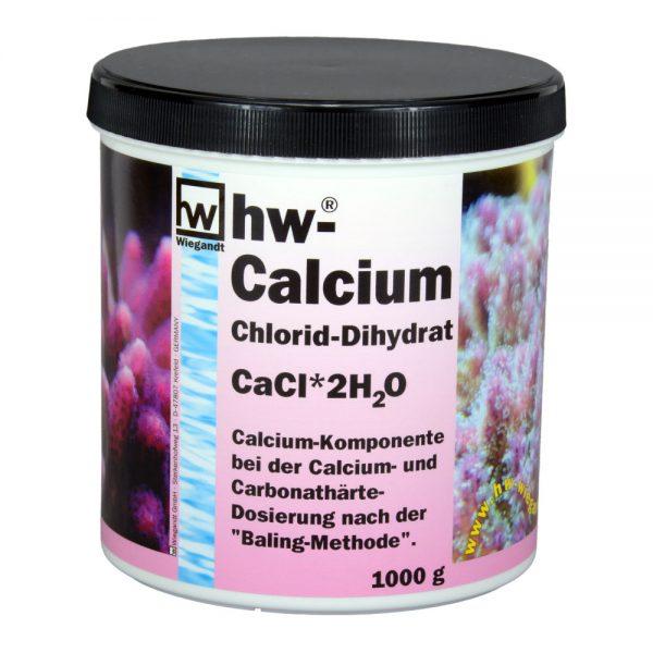 hw Calciumchlorid-Dihydrat, Kunststoffdose mit 1.000 g