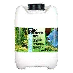 hw ferrovit, 5000 ml PP-Kanister