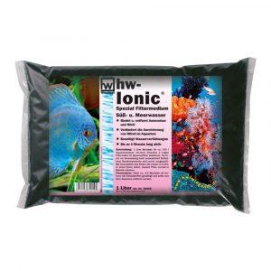 hw Wiegandt, hw ionic, PE-Beutel mit 1, 2 und 10 Litern Inhalt