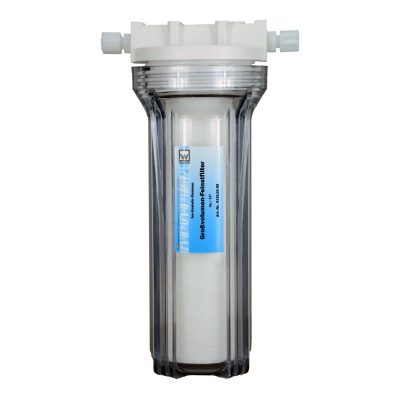 hw Wiegandt, Großvolumen-Feinstfilter 5µ für Umkehr-Osmose-Anlagen
