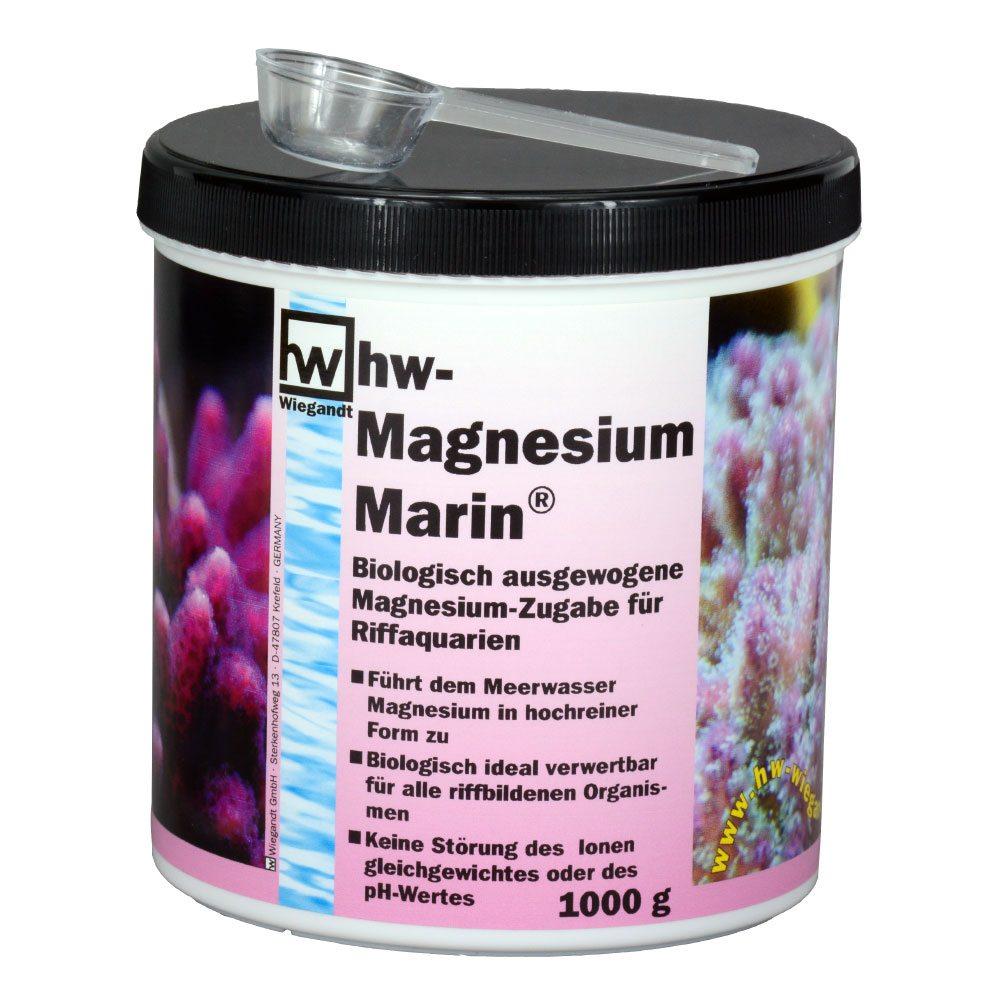 hw Wiegandt, hw MagnesiumMarin, Kunststoffdose mit 1.000 g