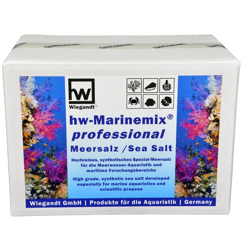 hw Wiegandt, hw Marinemix professional Karton mit 20 kg