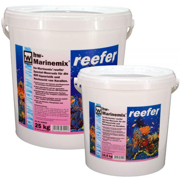 hw Marinemix reefer 12,5 k und 25 kg im PP-Eimer