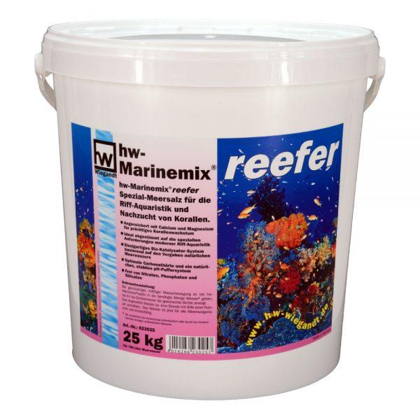 hw Wiegandt, hw-Marinemix reefer P-Eimer mit 25 kg