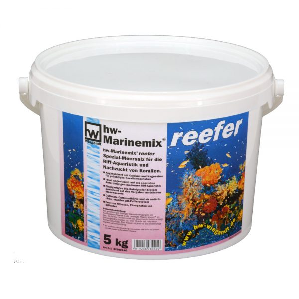 hw Wiegandt, hw-Marinemix reefer PP-Eimer mit 5 kg