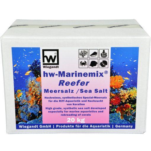 hw Wiegandt, hw-Marinemix reefer Karton mit 20 kg