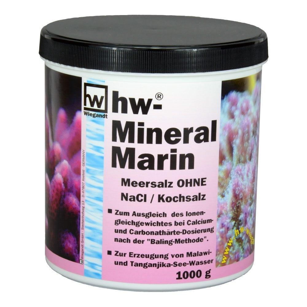 hw Wiegandt, hw MineralMarin, Kunststoffdose mit 1.000 g