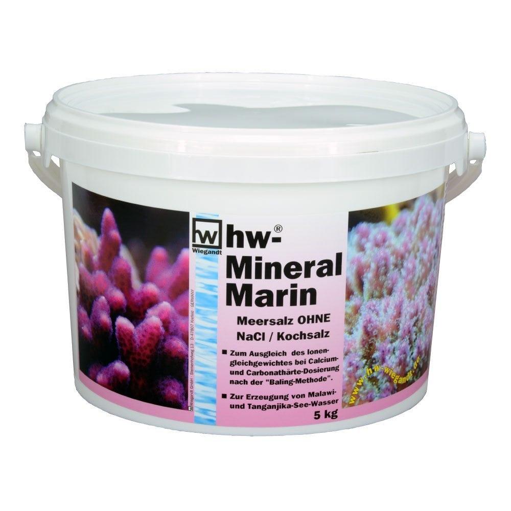 hw Wiegandt, hw® MineralMarin Meersalz ohne NaCl/Kochsalz