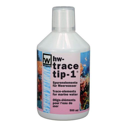 hw Wiegandt, hw tracetip-1, PE-Falsche incl. Messbecher, Inhalt 500 ml
