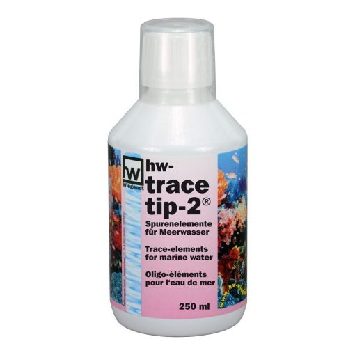 hw Wiegandt, hw tracetip-2, PE-Falsche incl. Messbecher, Inhalt 250 ml