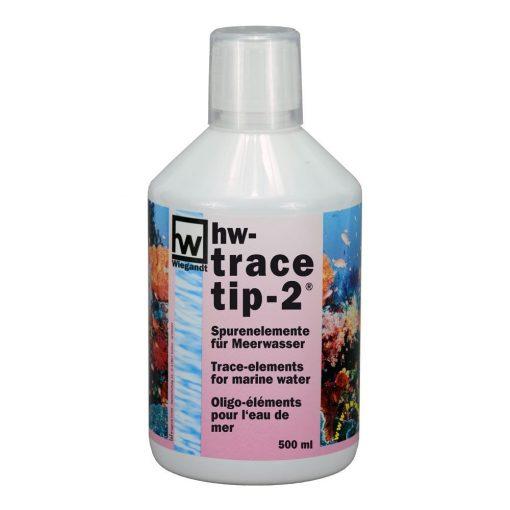 hw Wiegandt, hw tracetip-2, PE-Falsche incl. Messbecher, Inhalt 500 ml
