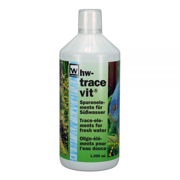 hw Wiegandt, hw tracevit, 1000 ml PE-Flasche mit 20 ml Messbecher