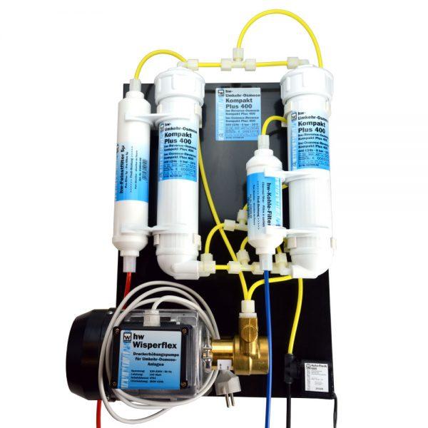 hw Wiegandt, hw-Umkehr-Osmose-Anlage Kompakt-Plus 400